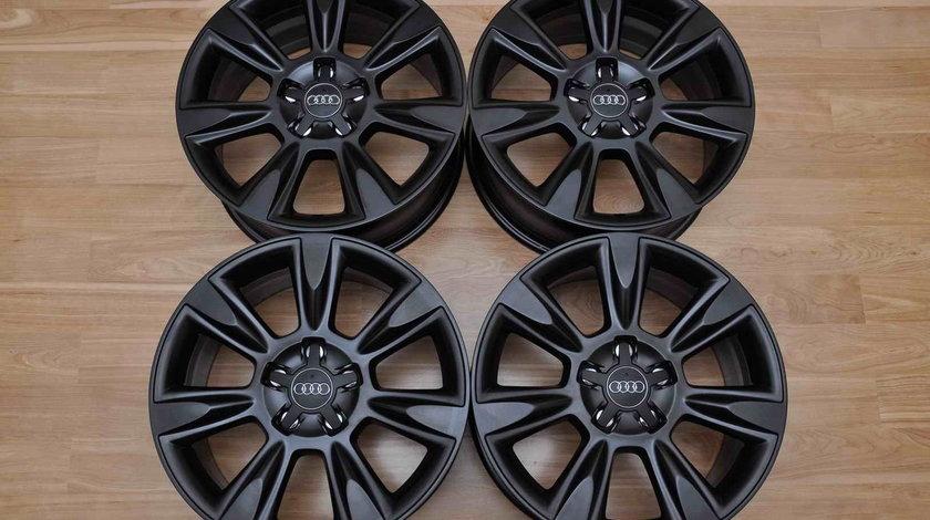 """Jante 17"""" originale Audi A4 8K Allroad A4 8W B9 A5 8T 8W 17 inch negru"""