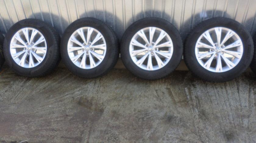 Jante 17  VW Tiguan Montana 215 65 17 Iarna Pirelli (seal inside)