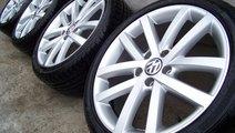 Jante 18 5x112 anvelope 7mm VW passat CC scirocco ...
