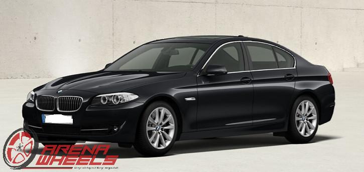 Jante 18 inch Originale BMW Seria 3 4 5 6 7 F10 F11 F34 GT F07 F12 F13 F06 F01 F02 Style 328 R18