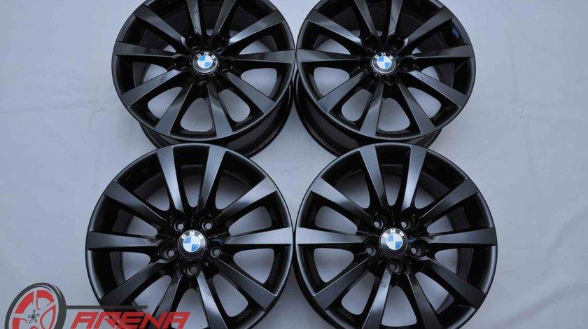 Jante 18 inch Originale BMW Seria 5 F10 F11 F07 GT Seria 6 F12 F13 F06 Seria 7 F01 F02 Negru