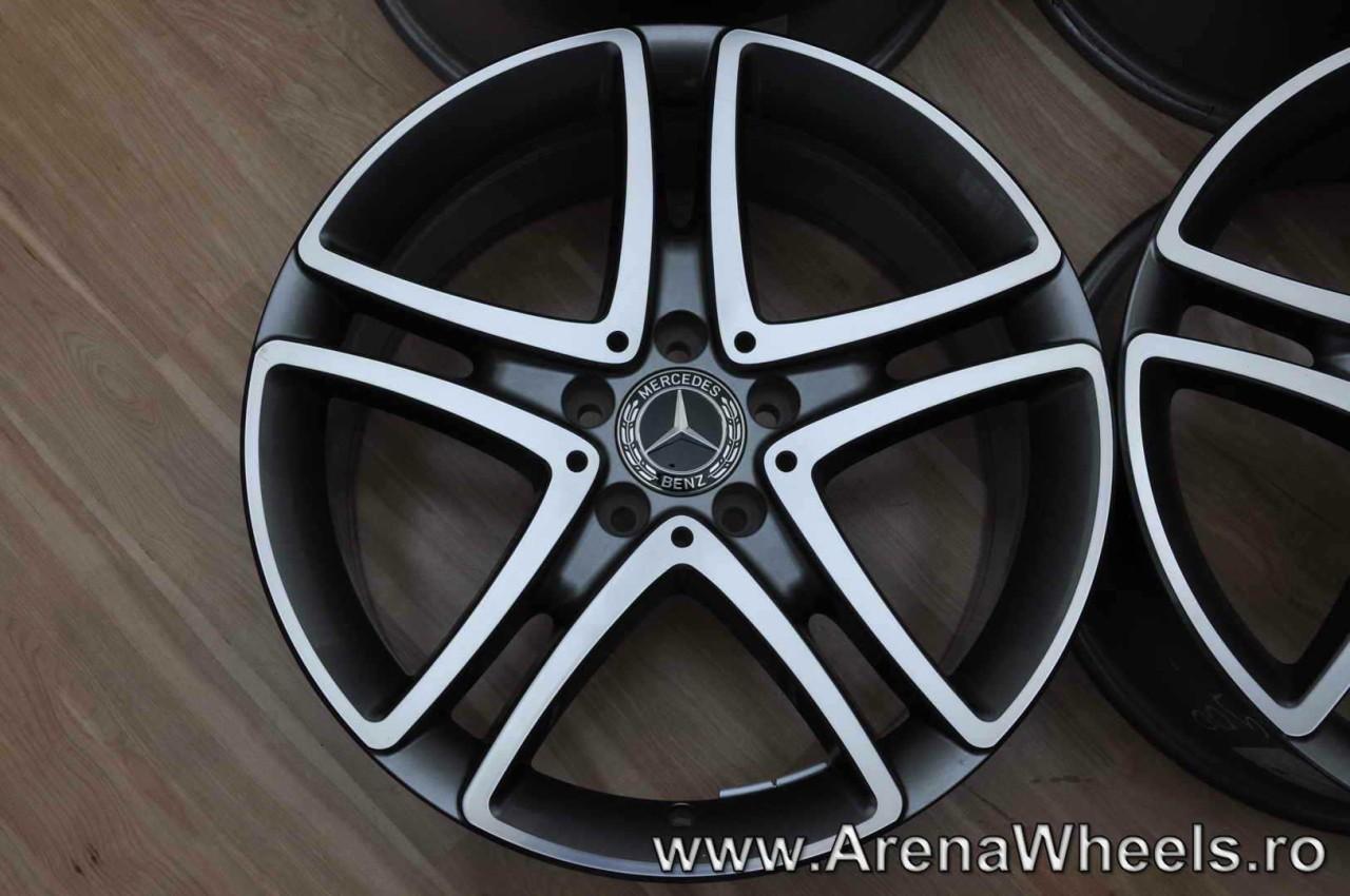 Jante 18 inch Originale Mercedes S-Class W221 W222 E-Class W212 W213 CL W216 CLS R18