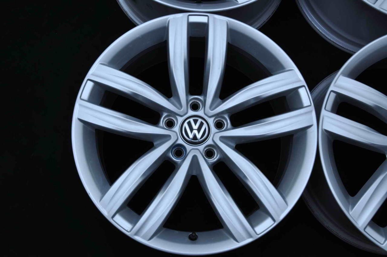 Jante 18 inch Originale VW Passat B6 B7 B8 CC Jetta Arteon Scirocco EOS Golf 5 6 8 Tiguan New Beetle