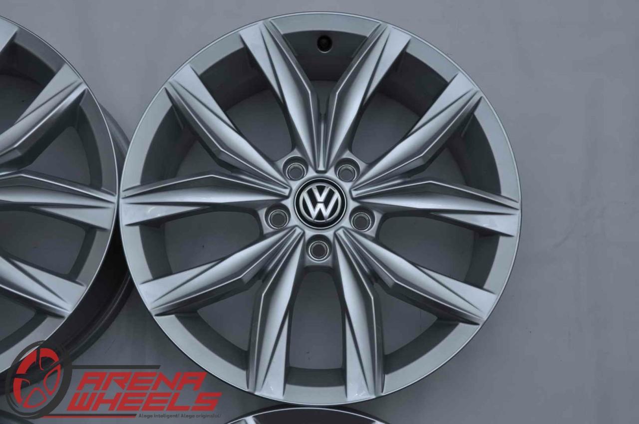 Jante 18 inch Originale VW Tiguan 2 5NA Kingston R18