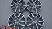 Jante 18 inch Originale VW Tiguan 2 5NA Kingston R...