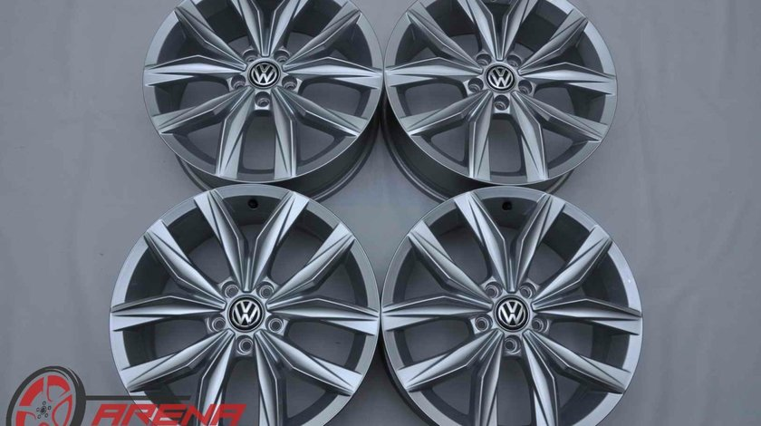 Jante 18 inch Originale VW Tiguan 2 5NA Kingston R18