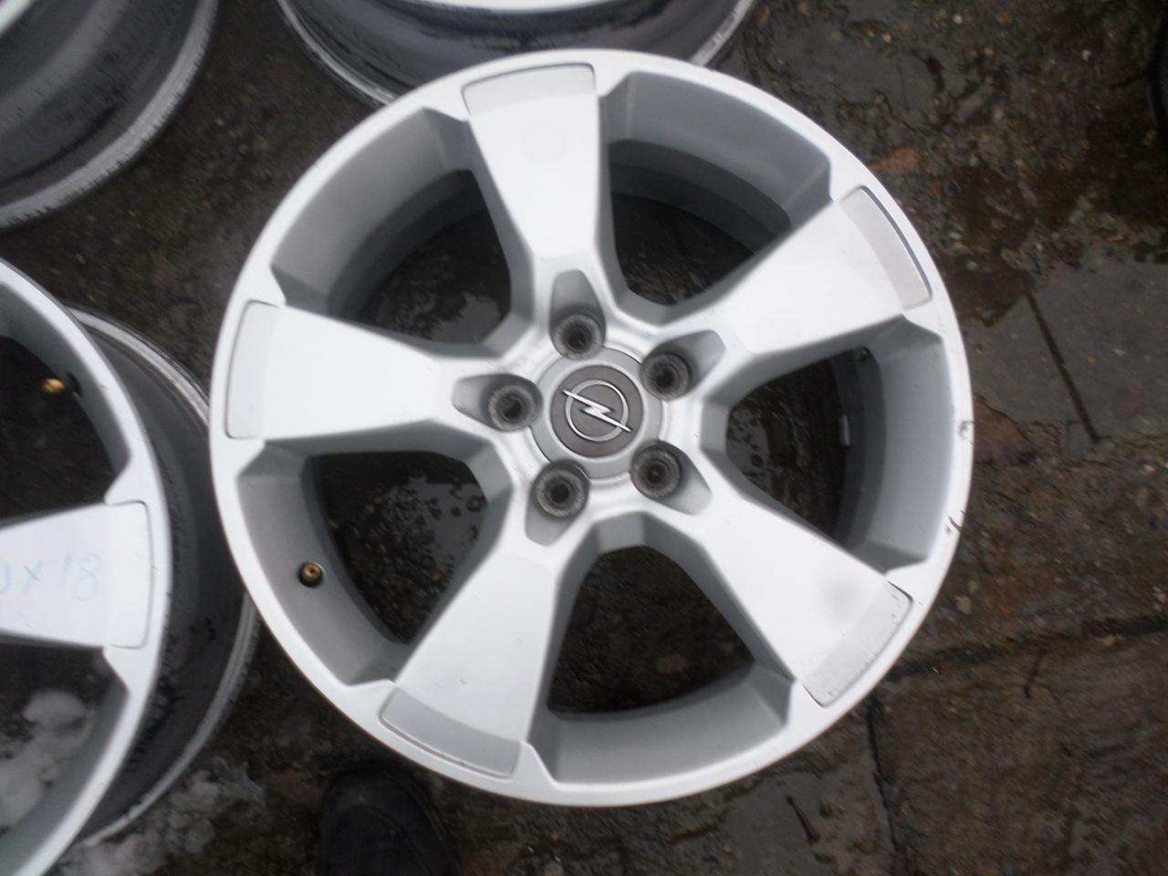 Jante 18 Opel Antara Senzori de Presiune