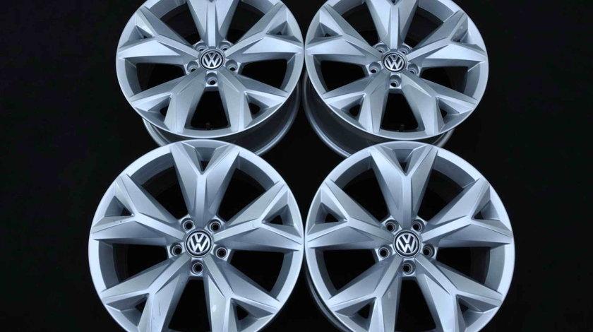 "Jante 18"" Originale VW Tiguan Phaeton T-Roc Arteon Passat B8 Alltrack CC Sharan Sharan"