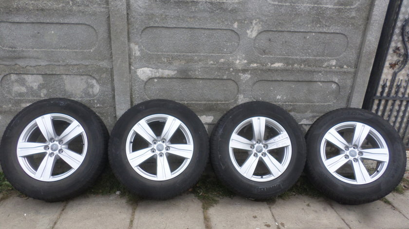 Jante  18 ZOLL Audi Q7 4M sau VW Touareg 3Q 265 50 18 Pirellli  IARNA