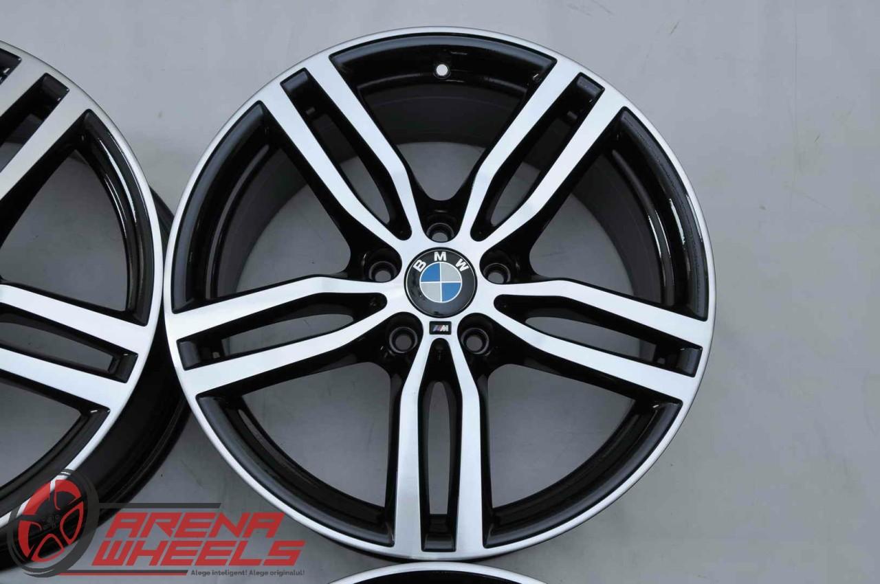Jante 19 inch M623 Originale BMW X6 F16 Bicolor Negru Diamond Cut 623 M R19