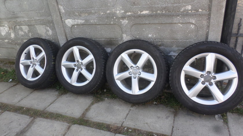 Jante 19 ZOLL Audi Q7 4M sau VW Touareg 3Q 255 55  19 Nokian IARNA