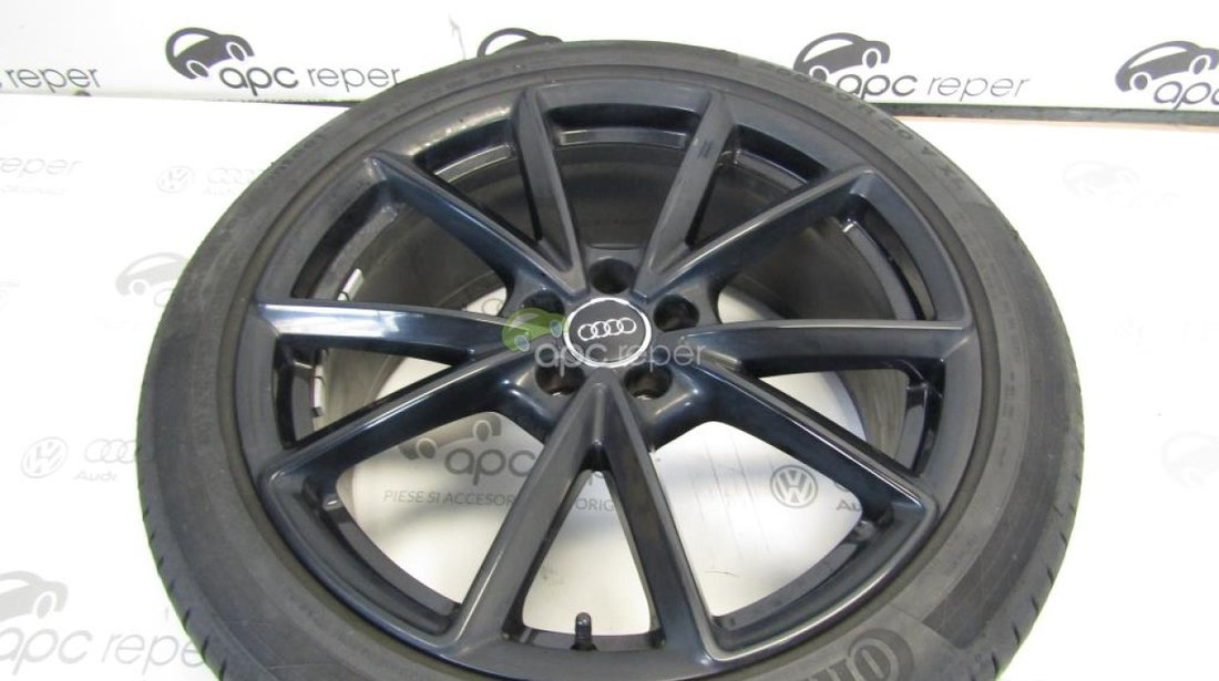 Jante 20'' Audi - Roti complete vara 255 / 40 R20 - Et 33