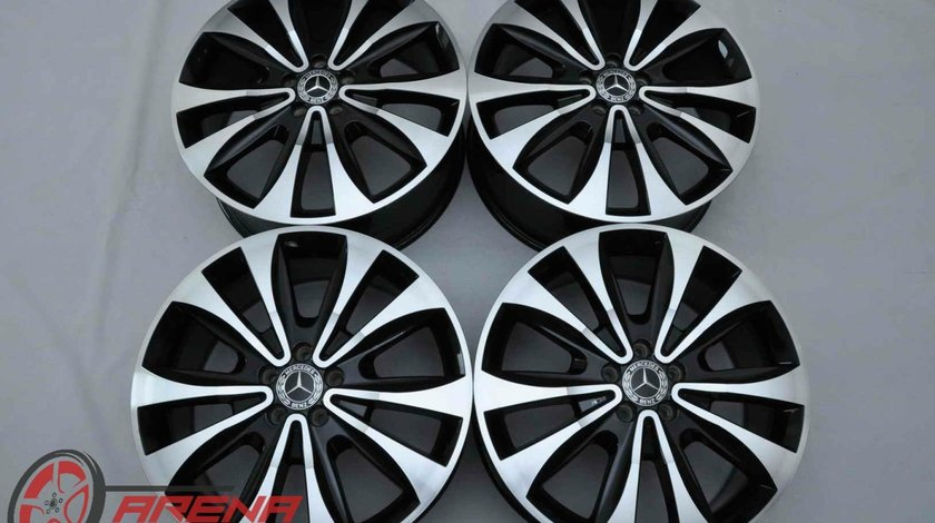 Jante 20 inch Originale Mercedes ML W166 R20 Bicolor