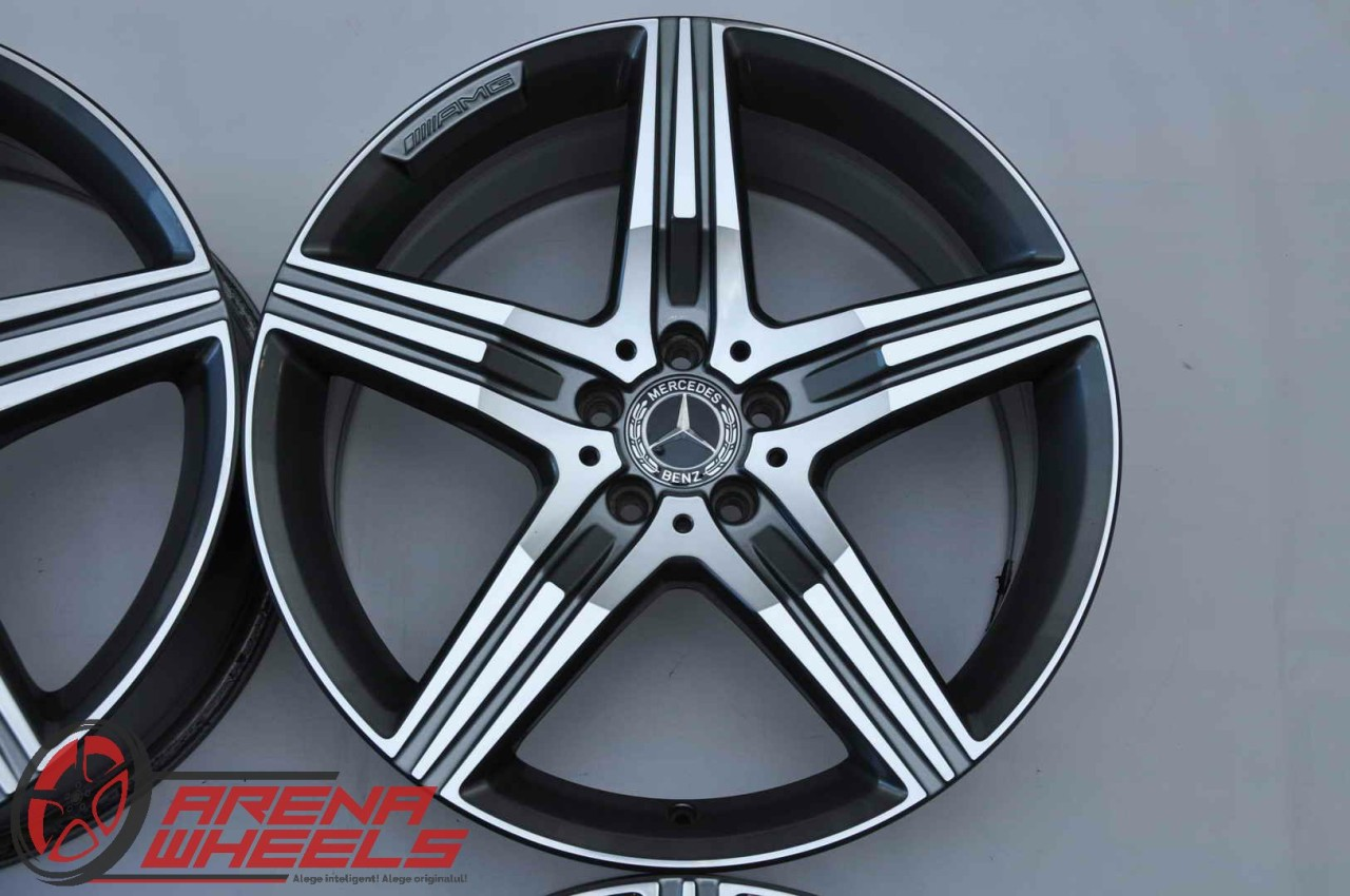 Jante 20 inch Originale Mercedes S-Class W222 A217 C217 S63 S65 AMG X222 Maybach R20