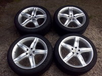 Jante 5 x 108 R19 Ford Renault Volvo cu anvelope 7 mm