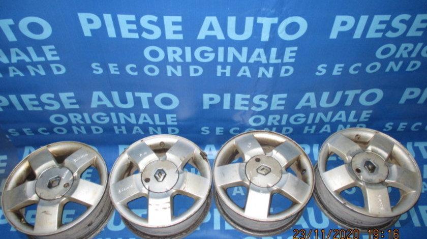 Jante aliaj 14'' 4x100 Renault Clio 2003