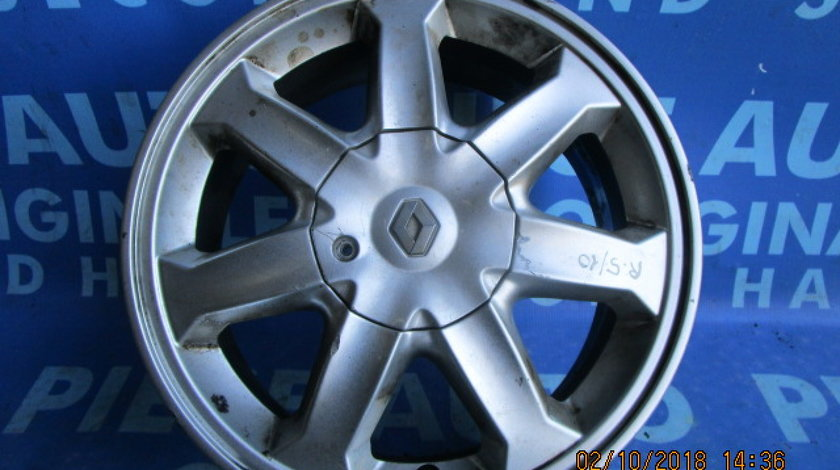 Jante aliaj 15'' 4x100 Renault Scenic; 8200145634