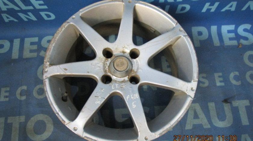 Jante aliaj 15'' 4x108 Peugeot 406 1997-100 Lei.