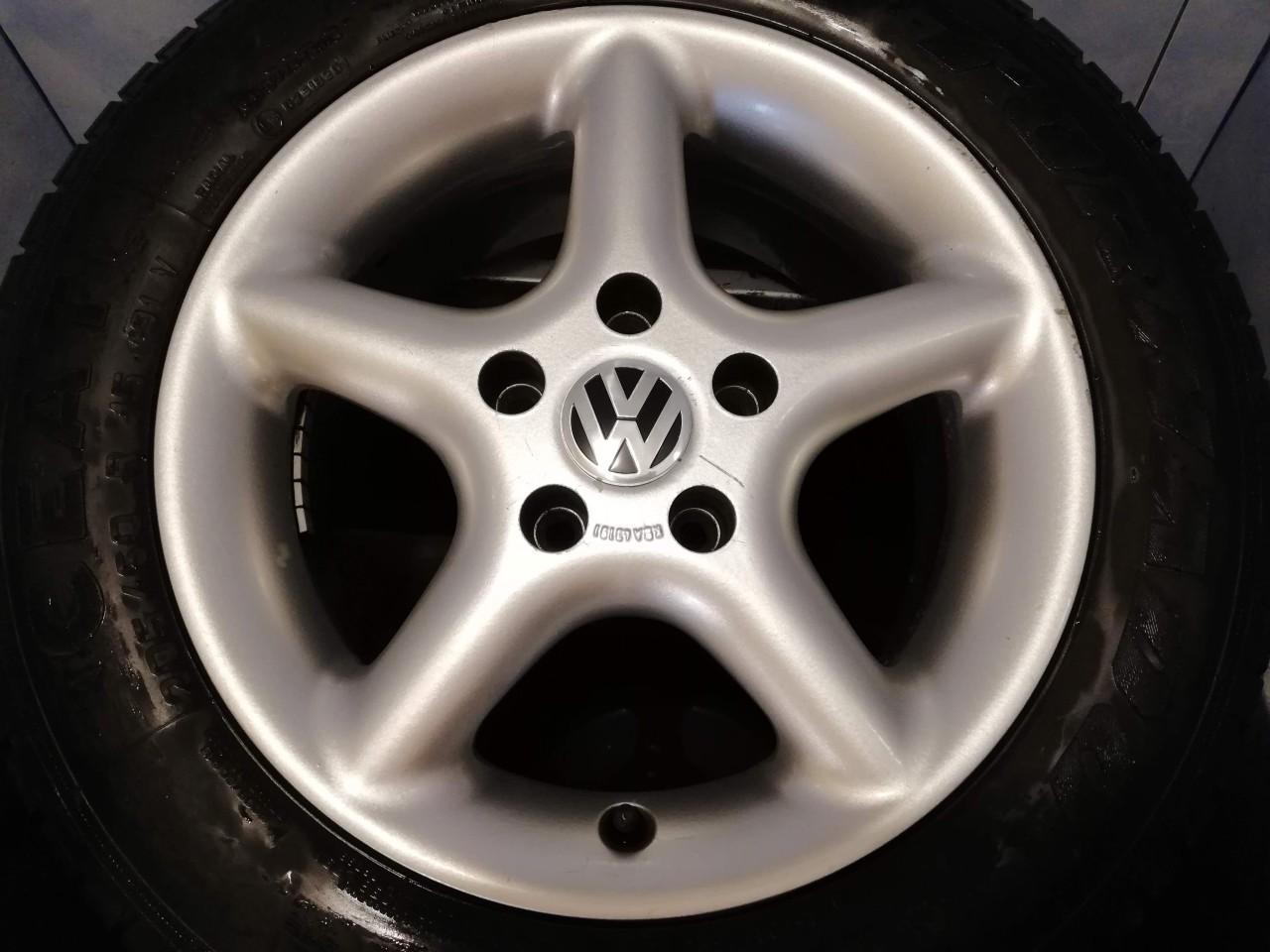 Jante aliaj 15 VW Volkswagen Golf 5 6 7, Passat, Caddy, Touran, Sharan, Jetta – 5x112