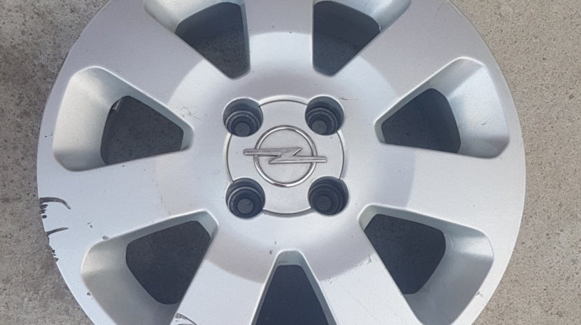 Jante aliaj 15 zoll 4x100 originale GM, gama Opel Corsa/Astra G