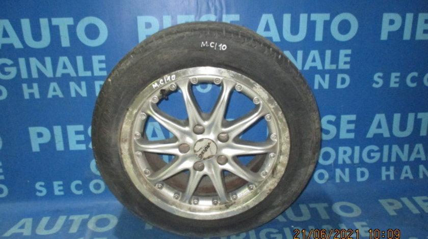 Jante aliaj 16'' 5x112 Mercedes C200 W203 2000; ET 35