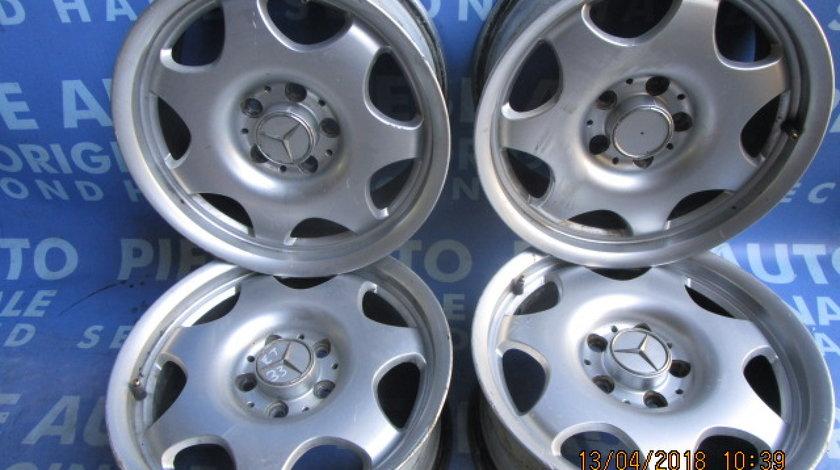 """Jante aliaj 16"""" 5x112 Mercedes E240 W211 ; ET 33 (una lovita)"""
