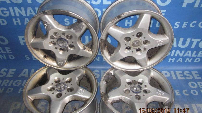 Jante aliaj 16'' 5x112 Mercedes M400 W163; 8J62 (cojite)