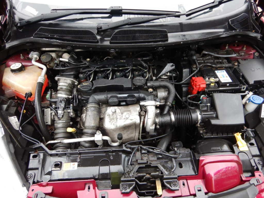 Jante aliaj 16 Ford Fiesta 6 2009 Hatchback 1.6 TDCI