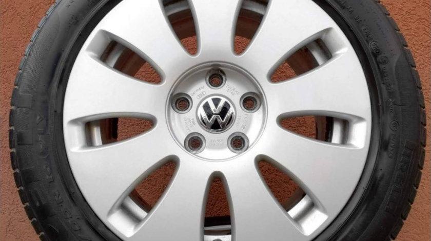 Jante aliaj 16 VW Volkswagen 5x112 Passat, Golf, Touran, Sharan, Jetta, Caddy