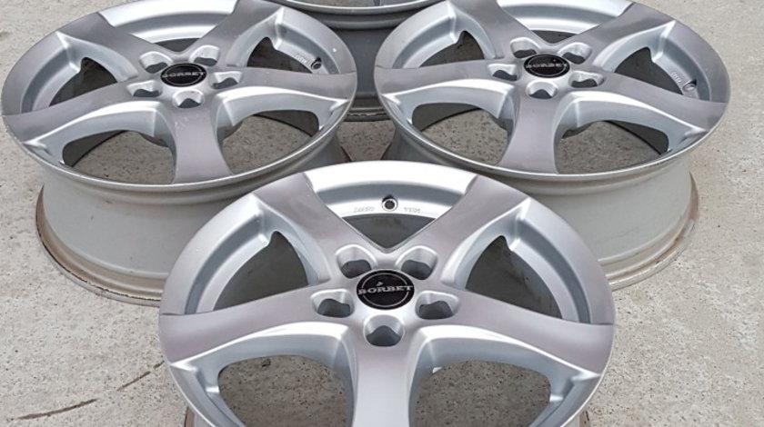 Jante aliaj 16 zoll marca Borbet, gama Opel Astra j, Chevrolet