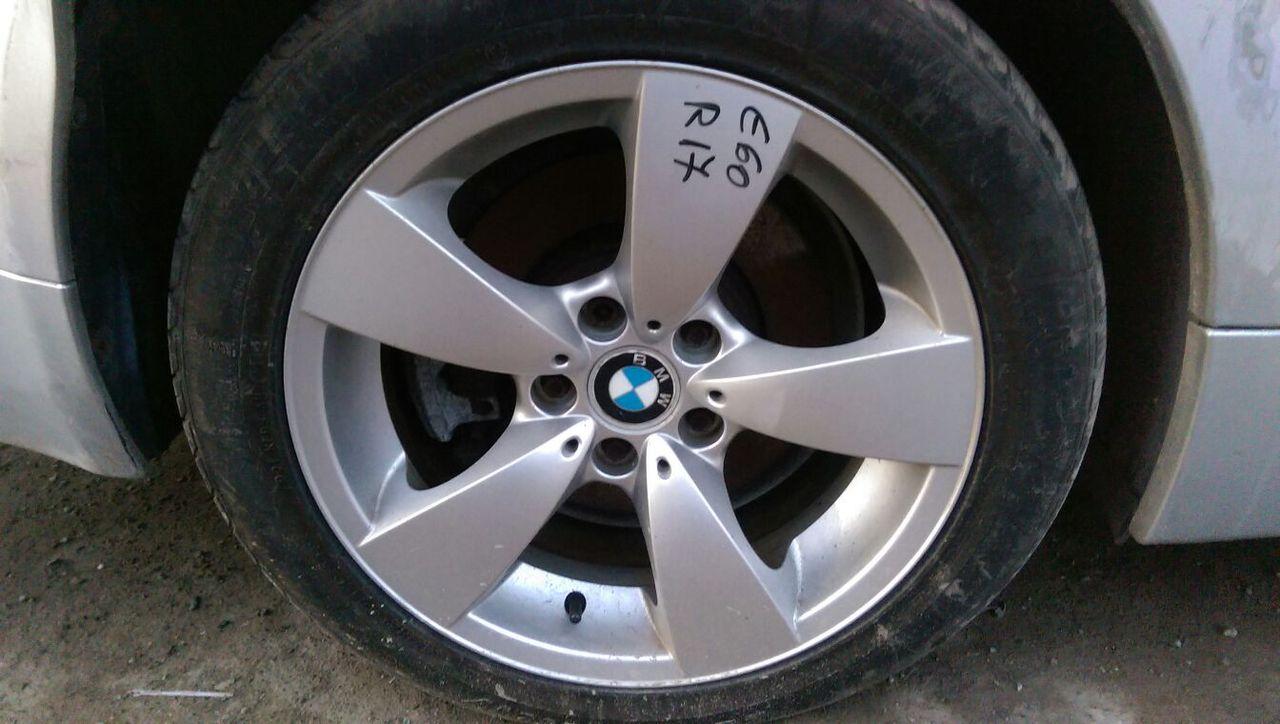 Jante Aliaj 17'' 225/50/R17, BMW E60 520D, 2008, 5 prezoane x 120
