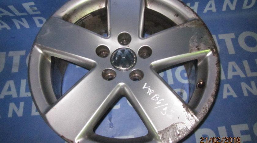 Jante aliaj 17'' 5x112 VW Passat B6 ; ET 47 (cu mici defecte)