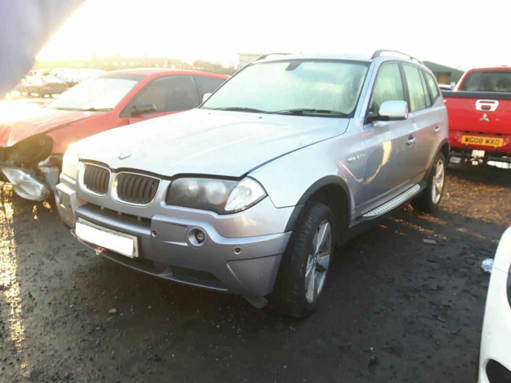 Jante aliaj 17 BMW X3 E83 2006 SUV 2.0 d
