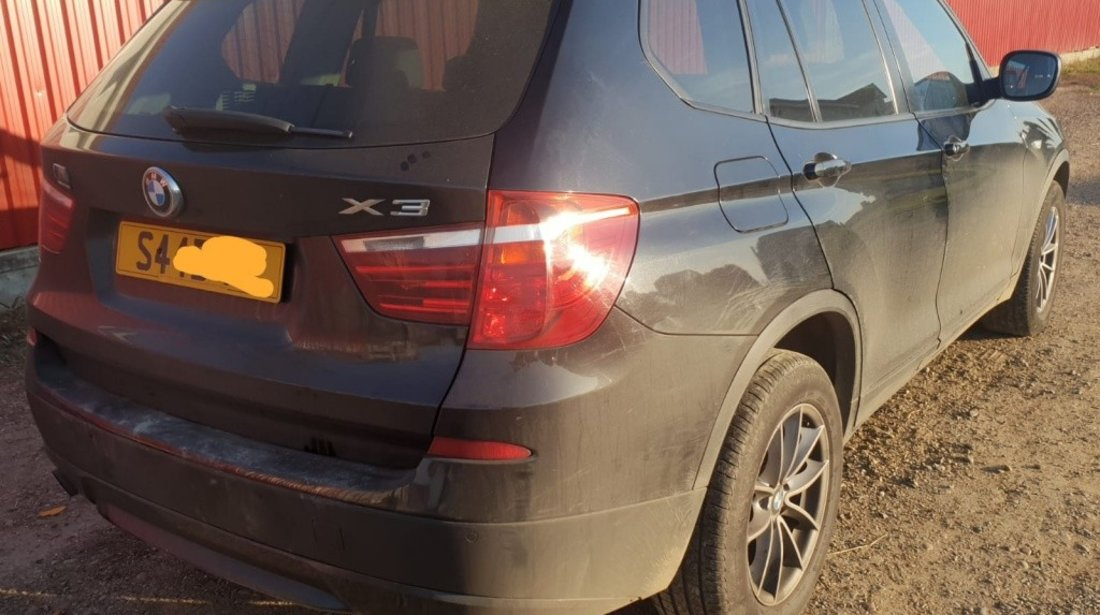 Jante aliaj 17 BMW X3 F25 2013 x drive 2.0 d n47n