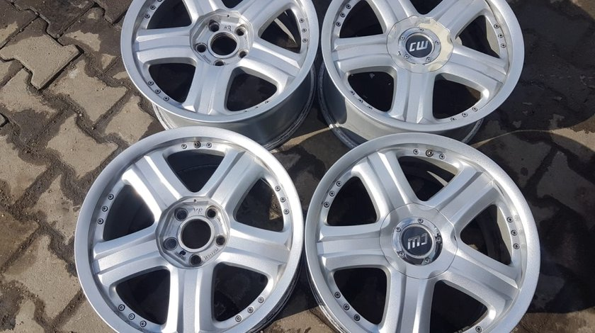 "Jante aliaj 17"" Borbet 5x112 Vw T4,Sharan,Seat Alhambra,Ford Galaxy"