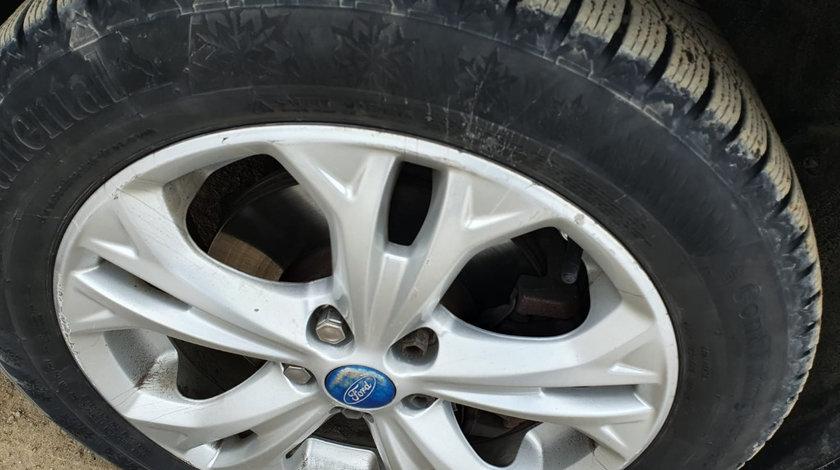 Jante aliaj 17 Ford S-Max 2012 7 locuri monovolum 2.0 tdci TXWA 163cp