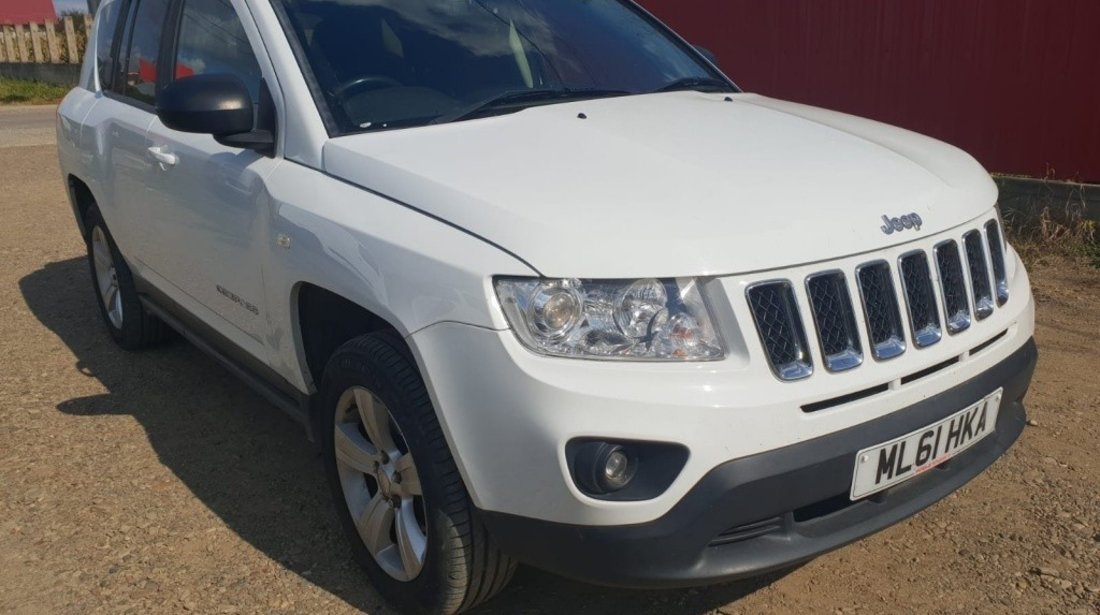 Jante aliaj 17 Jeep Compass 2011 facelift 2.2 crd om651