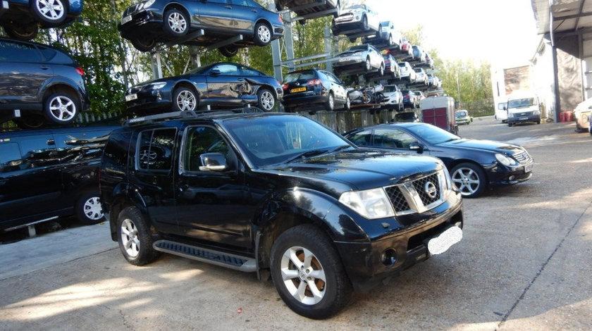 Jante aliaj 17 Nissan Pathfinder 2008 SUV 2.5 DCI