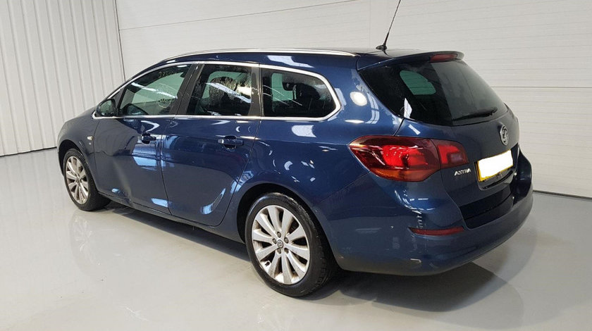 Jante aliaj 17 Opel Astra J 2012 Break 1.6