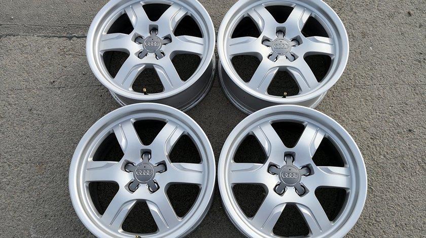 "Jante aliaj 17"" originale Audi S5,A5,A4,A6,A8,TT,etc 5x112"