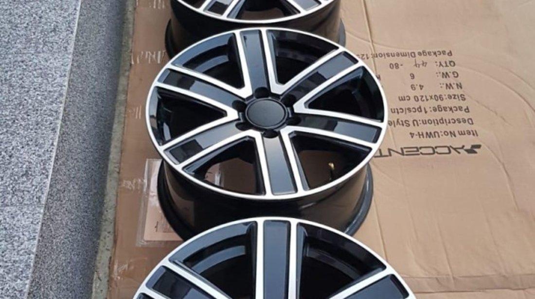Jante aliaj 17 zoll marca Dezent, Mercedes Clasa X, Nissan Navara/Pathfinder/Xterra