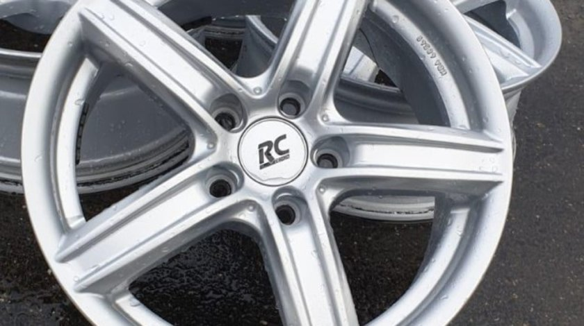 Jante aliaj 17 zoll marca RC Brock Alloy Wheels, gama BMW seria 1,3, 5, etc..