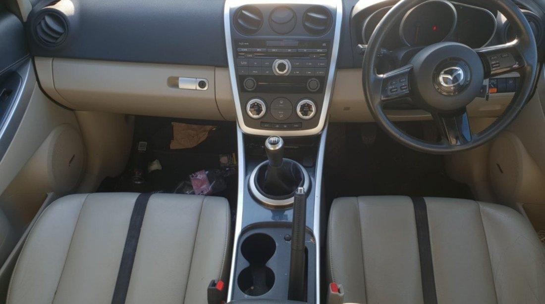 Jante aliaj 18 Mazda CX-7 2007 biturbo benzina 2.3 MZR DISI