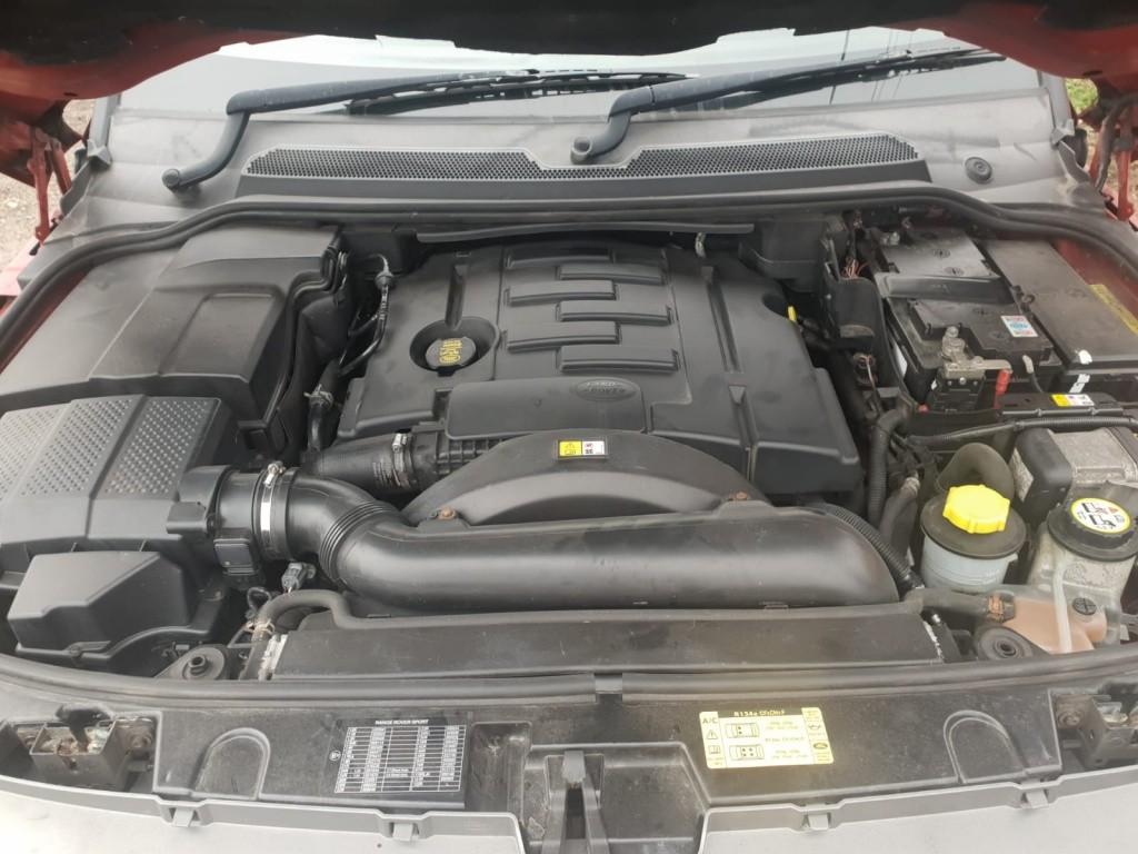 Jante aliaj 19 Land Rover Range Rover Sport 2007 4x4 2.7 tdv6 d76dt 190cp