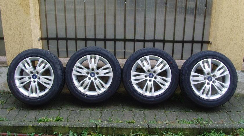 Jante aliaj 5x108 pe 16 orig.Ford Focus 3,(Focus 2,Mondeo,C-Max,S-Max,Galaxy)/c.vara 205/55R16
