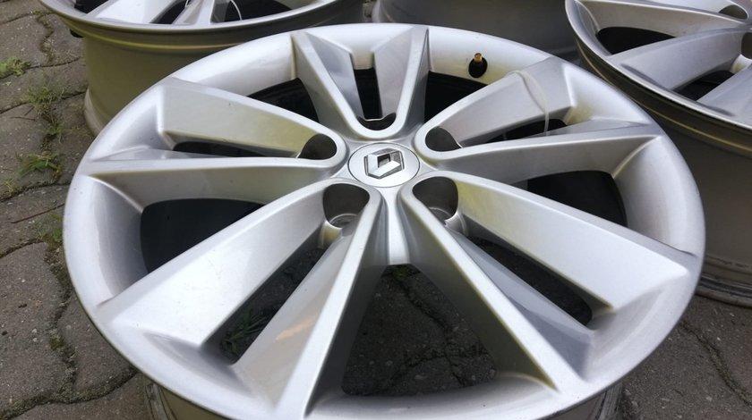 Jante aliaj 5x114,3 orig.Renault Megane3,4,Fluence,Scenic,etc, Nissan