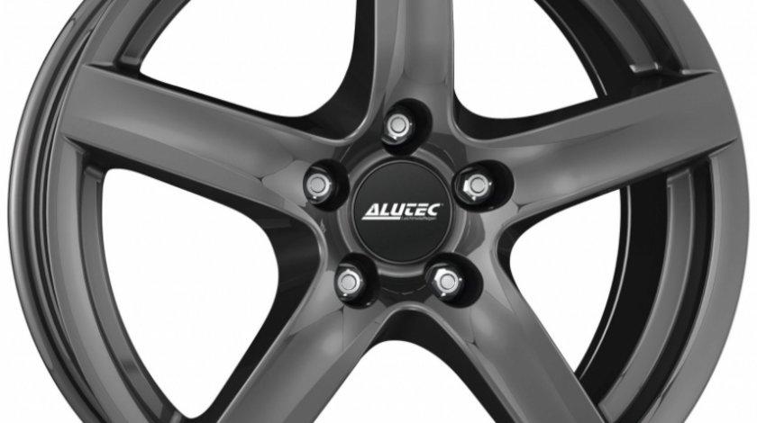 Jante aliaj ALUTEC GRIP GRAPHIT 5,5J x 15 4X100 ET45 CB63.30