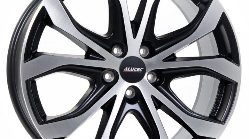 Jante aliaj ALUTEC W10-X RACING SCHWARZ FRONTPOLIERT 8J x 18 5X127 ET53 CB71.60