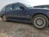 Jante aliaj+anvelope iarna, BMW e39 an 2000,dimensiune 5x120