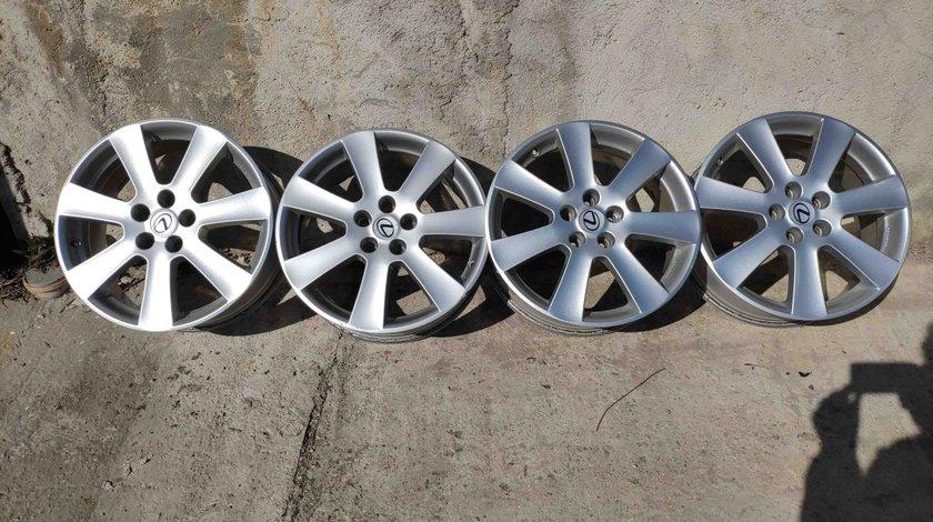 Jante Aliaj BORBET 18inch 7.5j x 18 Toyota/Lexus/Suzuki + Alte 5x114.3 ET42 Ø=60.1